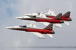 Northrop F-5E Tiger II Switzerland Air Force J-3086, J-3091 & J-3088