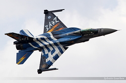 General Dynamics F-16CJ Fighting Falcon Greece Air Force 523