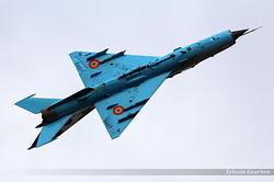 Mikoyan-Gurevich MiG-21MF-75 Romania Air Force 6487