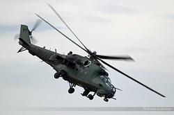 Mil Mi-24V Poland Army 738