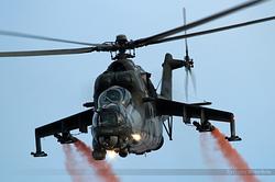 Mil Mi-24V Czech Republic Air Force 7358