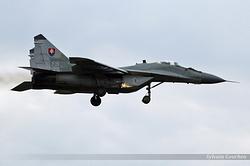 Mikoyan-Gurevich MiG-29AS Slovakia Air Force 6627
