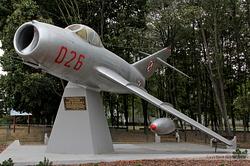 Mikoyan-Gurevich MiG-15UTI (Lim-2) Poland Air Force 026