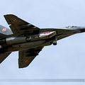 Mikoyan-Gurevich MiG-29G Poland Air Force 4120