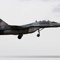 Mikoyan-Gurevich MiG-29A Poland Air Force 54