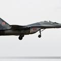 Mikoyan-Gurevich MiG-29G Poland Air Force 4116