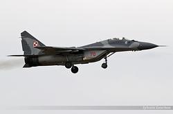 Mikoyan-Gurevich MiG-29A Poland Air Force 70