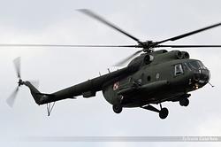 Mil Mi-8T Poland Army 622