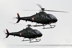 PZL-Swidnik SW-4 Puszczyk Poland Air Force 6608 & 6605