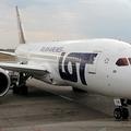 Boeing 787-8 Dreamliner LOT Polish Airlines SP-LRB