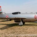 Yakovlev Yak-23 Poland Air Force 087