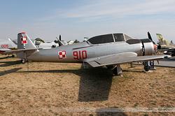 PZL TS-8 Bies Poland Air Force 910