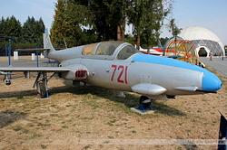 PZL-Mielec TS-11B Iskra Poland Air Force 721