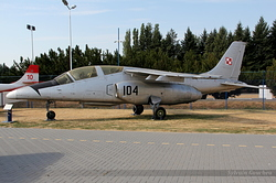 PZL I-22 Iryda Poland Air Force 104