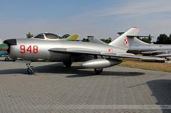 Mikoyan-Gurevich MiG-17PF Poland Air Force 948