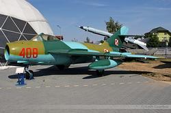 Mikoyan-Gurevich MiG-17 (Lim-5) Poland Air Force 408