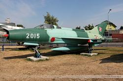 Mikoyan-Gurevich MiG-21F-13 Poland Air Force 2015