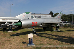 Mikoyan-Gurevich MiG-21MF Poland Air Force 9113