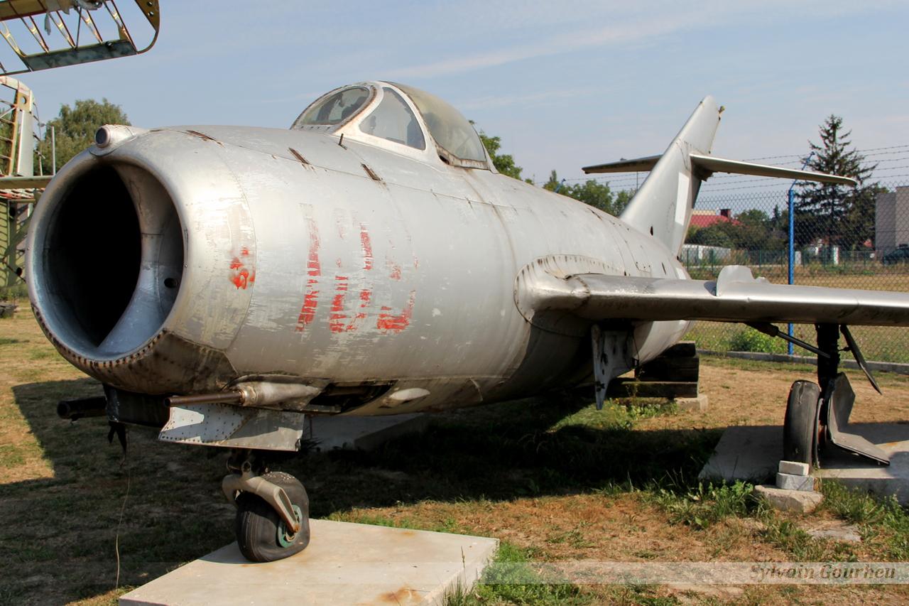 Mikoyan-Gurevich MiG-15 (Lim-2) Poland Air Force 109