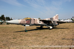 Mikoyan-Gurevich MiG-23MF Flogger Poland Air Force 117