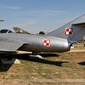 Mikoyan-Gurevich MiG-15 (Lim-2) Poland Air Force 1980