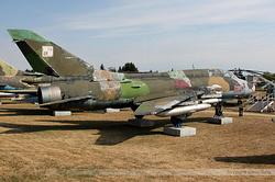 Sukhoi Su-22UM-3K Poland Air Force 605