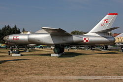Iliouchine Il-28 Poland Air Force 65
