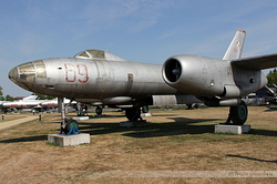 Iliouchine Il-28R Poland Air Force 69
