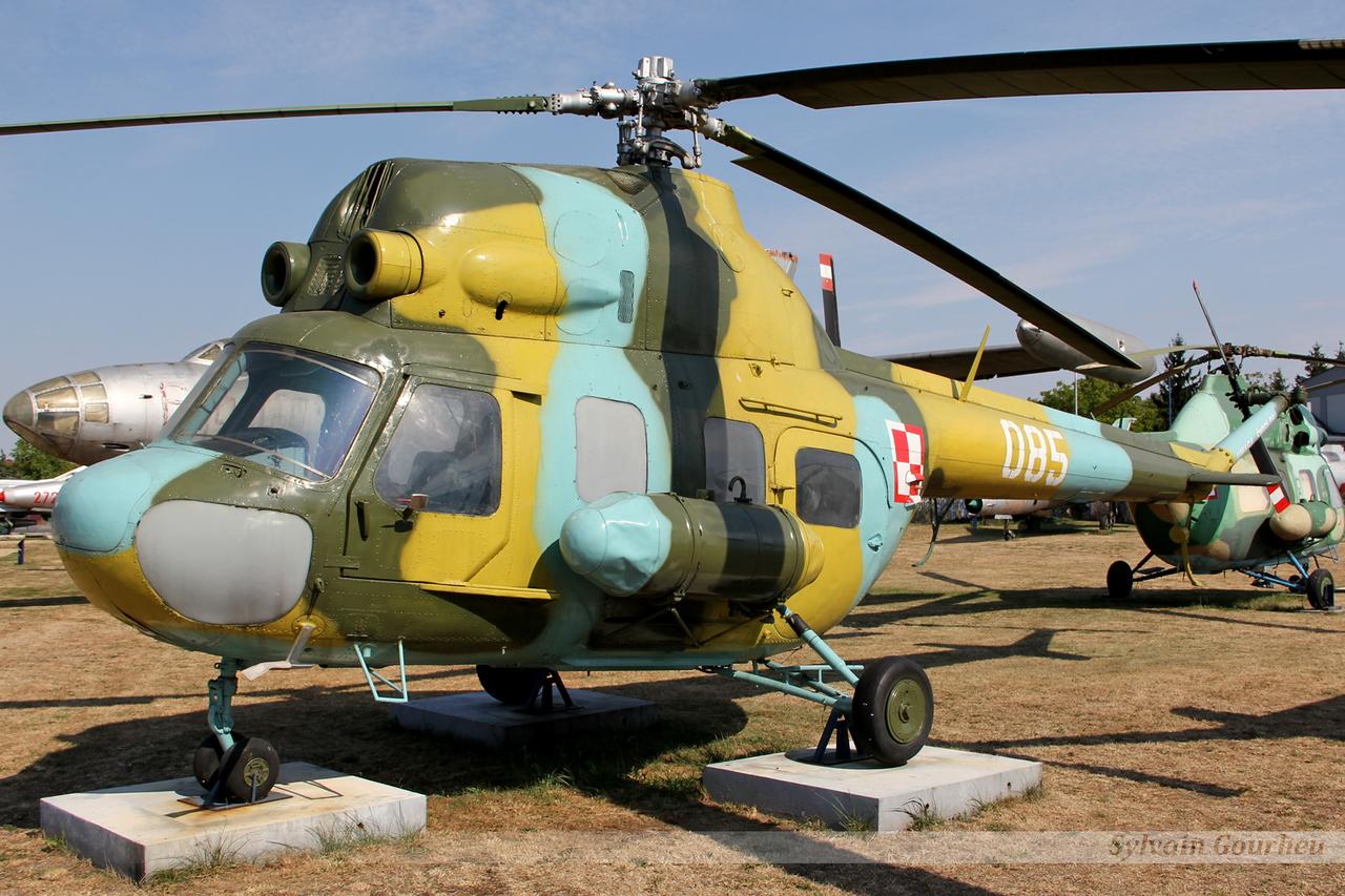 Mil Mi-2 Poland Air Force 085