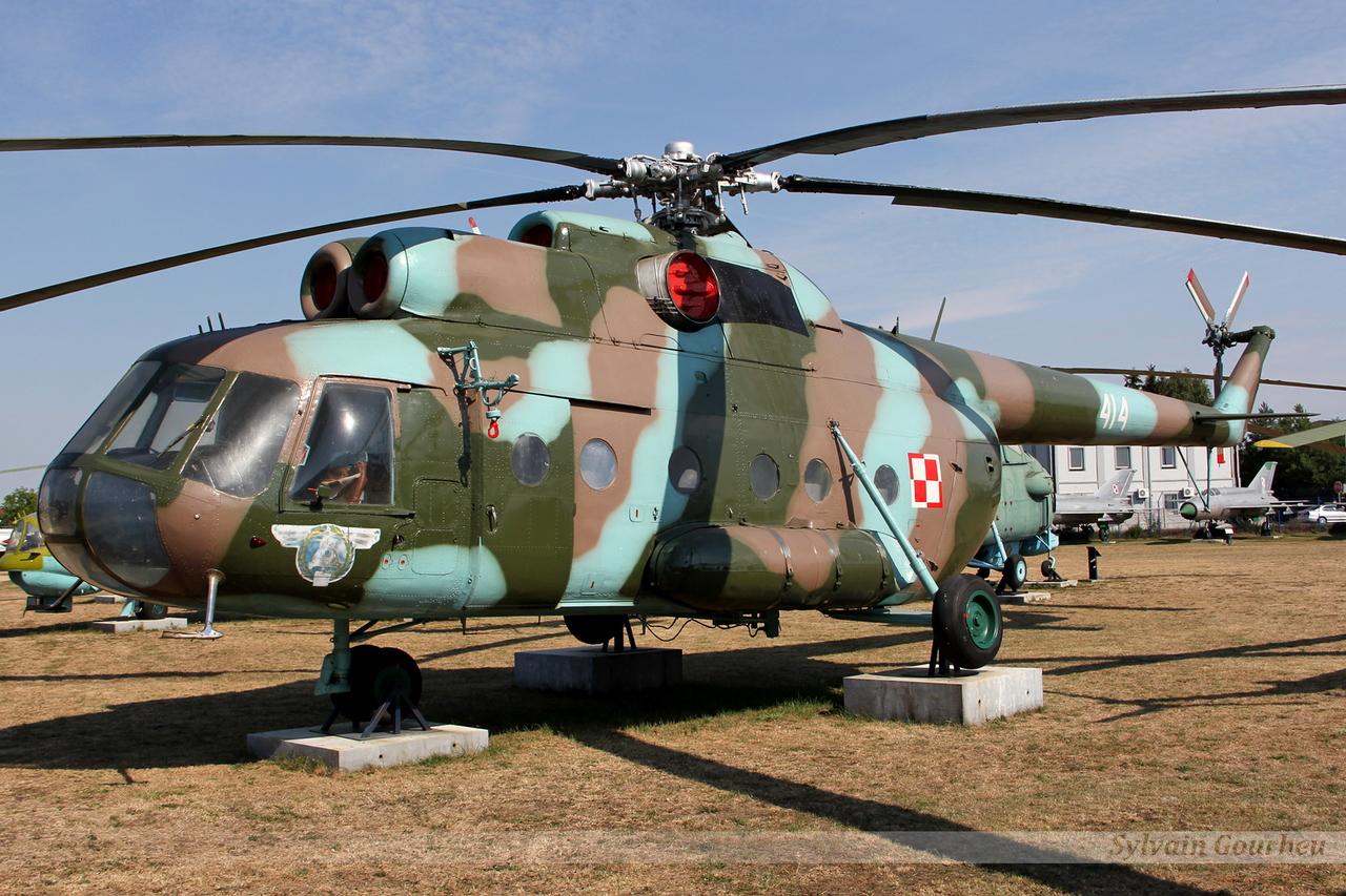Mil Mi-8T Poland Air Force 414