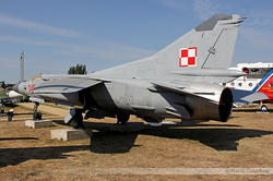 Mikoyan-Gurevich MiG-23MF Flogger Poland Air Force 140