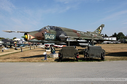 Sukhoi Su-22M4 Poland Air Force 9409
