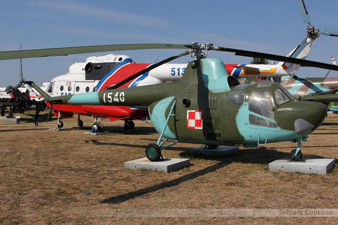 PZL-Swidnik SM-1W Poland Air Force 1540