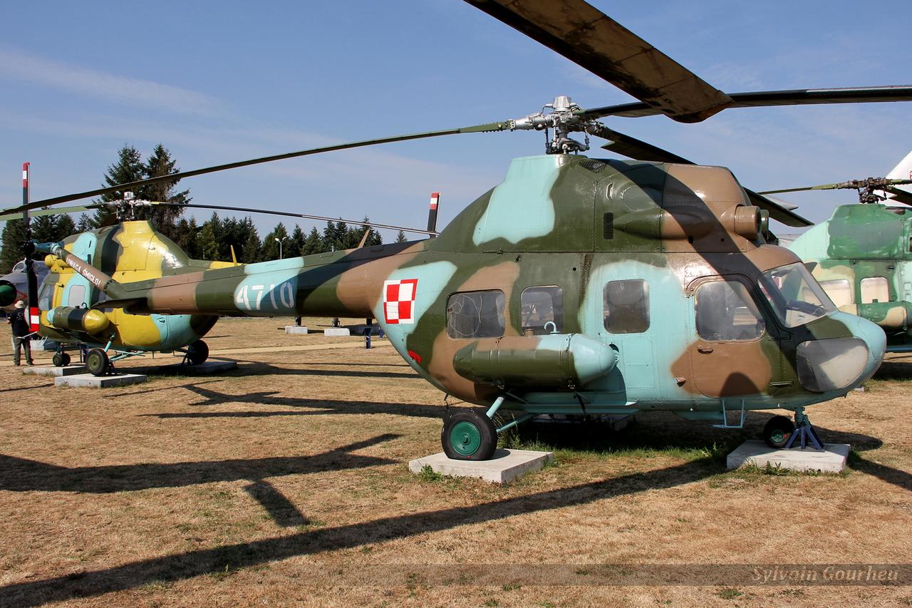 Mil Mi-2P Poland Air Force 4710