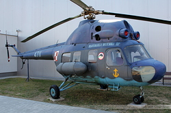 Mil Mi-2P Poland Navy 4711
