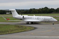 Gulfstream G650 VP-CZZ