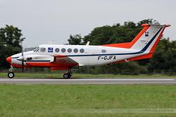 Beechcraft B200 Super King Air Direction Générale de l'Aviation Civile F-GJFA