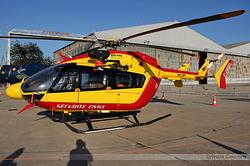 Eurocopter EC-145 B Securite Civile F-ZBQD