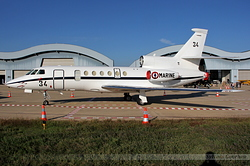 Dassault Falcon 50 M Surmar Marine Nationale 34