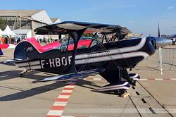 Pitts S-2B F-HBOB
