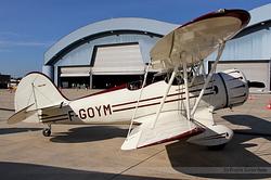 Waco YMF 5C F-GOYM