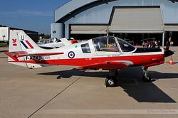 Scottish Aviation Bulldog F-AZKJ / XX555 / U