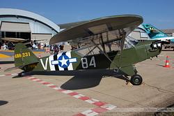 Piper J3 C 65 Cub F-BFMQ