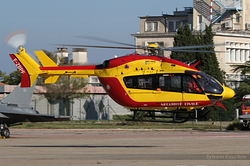 Eurocopter EC-145 B Securite Civile F-ZBPF