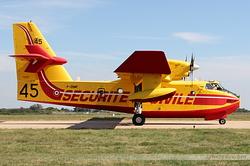 Canadair CL-415 Sécurité Civile F-ZBMF / 45