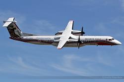 De Havilland Canada DHC-8-400Q MR Sécurité Civile F-ZBMC / 73