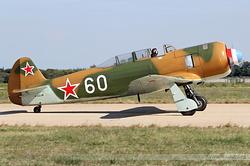 Yakovlev Yak-11 F-AZJB