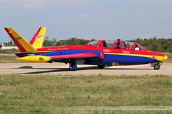 Fouga CM-170 Magister Groupe Tranchant F-GSYD
