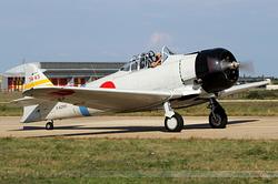 North American AT-6B-M0 Zero F-AZRO
