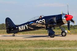 Hawker Fury FB10 369 / F-AZXL